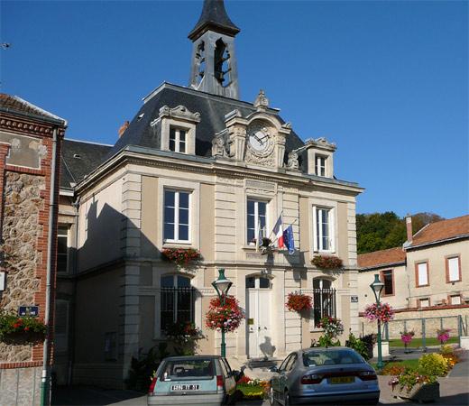 Mairie de NOGENT L'ABBESSE