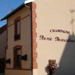 Champagne René Beaudouin huis