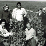 1977: 2 génération HENRI /SUZANNE et RENE/ DORIS