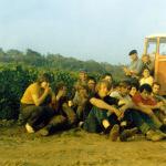 1970: vendange