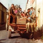 1974: vendange